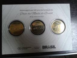 Medalhas Comemorativas Dos 320 Anos Da Casa Da Moeda