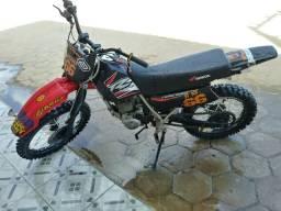 XR 200 trilha roça só venda - 2000