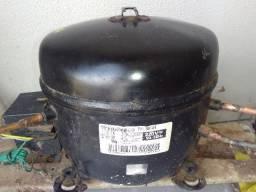 Motor para geladeira duplex ou freezer