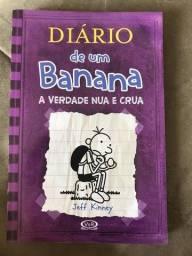 Diário de um Banana - verdade nua e crua