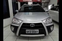 ETIOS CROSS 1.5 Flex 16V 5p Aut. - 2017