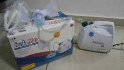 Inalador/Nebulizador a Ar Comprimido - Inalamax