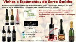 Espumantes e Vinhos da Serra Gaucha