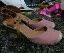 Sapato espadrille