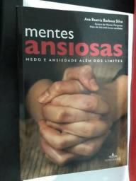 Livro Mentes ansiosas