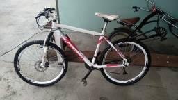 Bicicleta 26' 21 v Alfameq 10x cartão