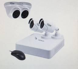 Câmeras kit completo