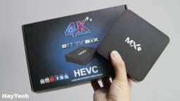 Tv Box Mx9 4k Android 7.1 Mx9 2gb 16gb 4k Netflix Youtube