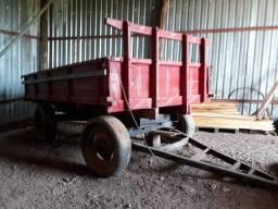 Carreta de trator 3,5 ton