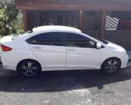 Honda City Ex Automático - 2015