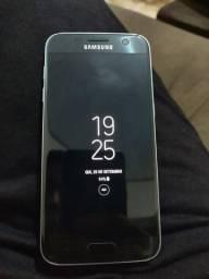 Samsung s7 Flat como novo, ainda na garantia Em Nova Andradina