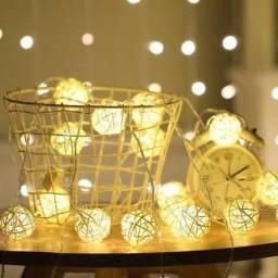 20 Luzes Led de Natal