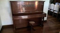 Piano Alemão Grotrian-Steinweg, ótimo estado, raro