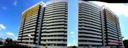 AP0457 Parc Cézanne, apartamento com 3 quartos, 2 vagas, área de lazer, Parquelândia