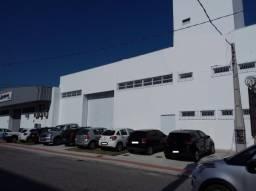 Galpão/depósito/armazém para alugar em Barreiros, São josé cod:74894