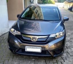 Honda Fit LX 2016 Automático perfeito estado, único dono - 2016