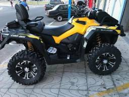 EXTRA - Quadriciclo 2014 Can Am XMR 1000cc Outlander 4x4 EXTRAAA - 2014