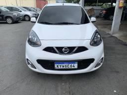 Nissan March 16sl CVT (sem entrada em até 60x ) - 2018