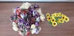 Vasinhos de flor