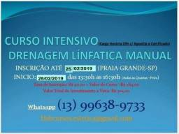 Curso de Drenagem Linfatica Manual