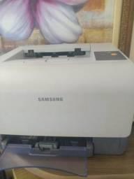 Impressora laser colorida (leia)