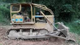 Trator de esteiras D50 Komatsu