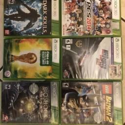 Jogos originais Xbox (ver títulos no anúncio)