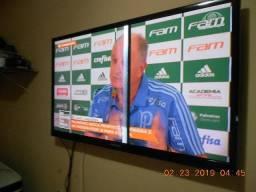 Tv sansung smart 51 polegadas full hd 3D com lista