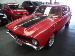 Maverick 2.3 Coupe 8v 4 Cilindros 1976 /1976 Vermelha Couro