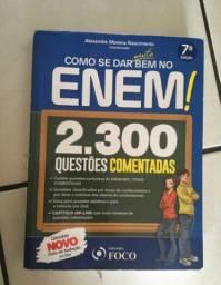 2300 questões comentadas para o enem