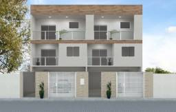 Casa em fase final de obra no bairro Jardim Suíça