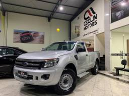 Ford Ranger XL Cabine Simples 2014