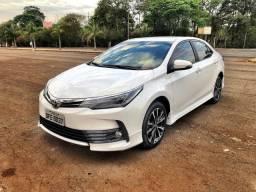 Corolla xrs 2018 / 25.000km / troco e financio