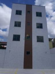 Apartamento à venda com 2 dormitórios em Piratininga (venda nova), Belo horizonte cod:4748