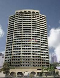 Apartamento com 3 dormitórios à venda, 75 m² por R$ 648.000,00 - Praia de Iracema - Fortal