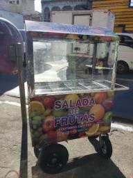 Carrinho de salada de frutas kilegal
