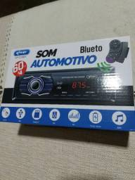 Som de carro.com Bluetooth