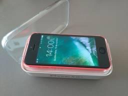 IPHONE 5c rosa 16gB
