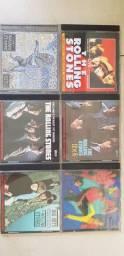 Coleção 6 cds Rolling Stones