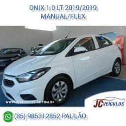 Gm-chevrolet Onix 1.0 LT 2019/2019
