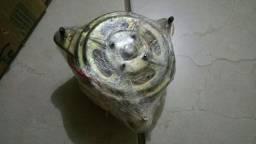 Motor do ventilador radiador Fiat