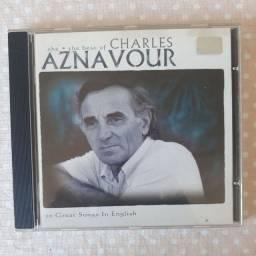 CD The Best of Charles Aznavour - She