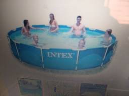 Piscina Intex 6500 litros lacrada