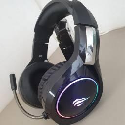 Headset Gamer 7.1 RGB Havit