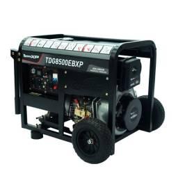 Gerador Diesel - TDG8500EBXP - ATS Ready