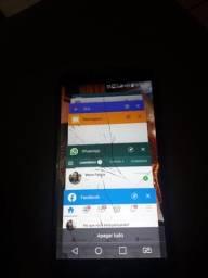 Celular LG k10 por apenas 100 reias
