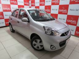 Nissan March 1.6 S manual, completo. Confira!!!