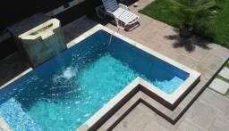 Locaçao casa com piscina, frente mar!!!!Mongagua