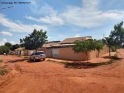 Casa Usada para Venda em Várzea Grande, Ouro Verde, 2 dormitórios, 1 banheiro, 1 vaga