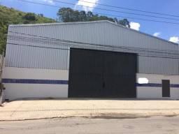 Aluguel de Galpão Industrial Com telhado Térmico 1.100m2